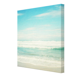 Beach and sea canvas prints