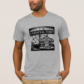"Beach ""Carnival Time"" (Fill in the town) T-Shirt"