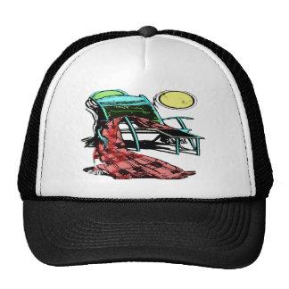 BEACH CHAIR MESH HATS