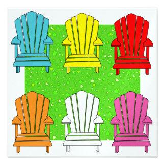 Beach Chairs - SRF Announcement