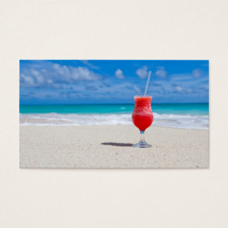 Beach Cheers Business Card