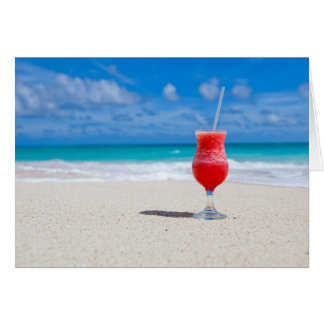 Beach Cheers Card