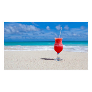 Beach Cheers Pack Of Standard Business Cards