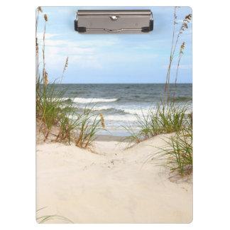 Beach Clipboard