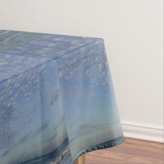 Beach Clouds Tablecloth