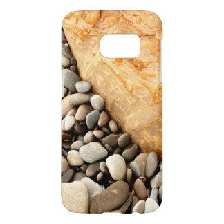 Beach cobbles phone case