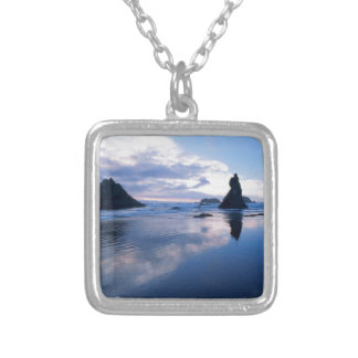 Beach Cool Waters Personalized Necklace