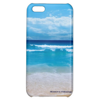 Beach Cover For iPhone 5C