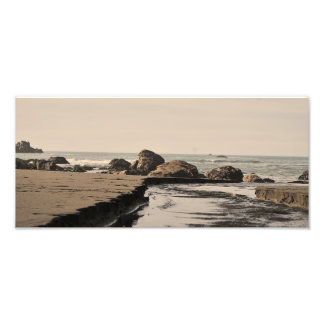 Beach Creek Photo Print