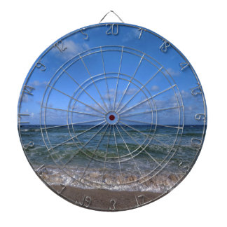 Beach Day Dartboard