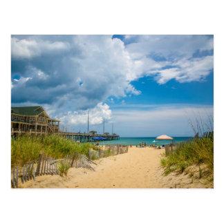 Beach Day Postcard