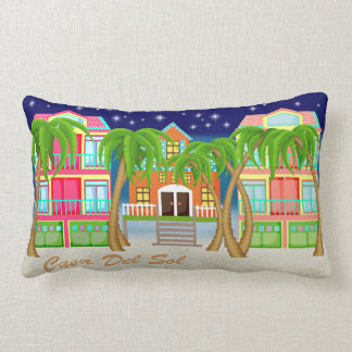 Beach Decor Pillow - SRF
