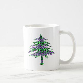 Beach Delite Trees Coffee Mug