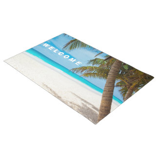 Beach Door Mat