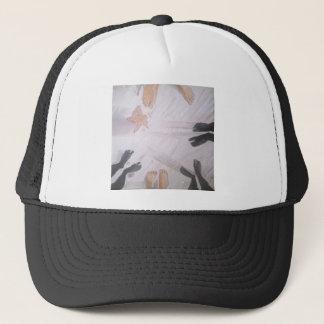 Beach Feet Trucker Hat