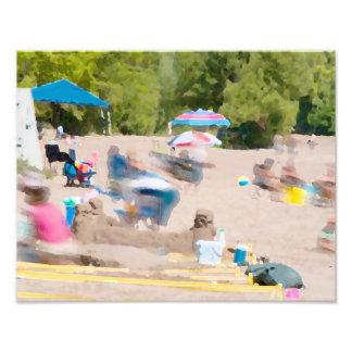 Beach Festival_2 11 x 14 Photo Art