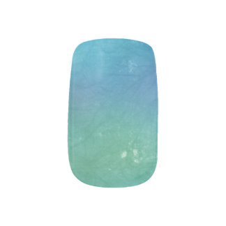 Beach Fingernail Nail Art