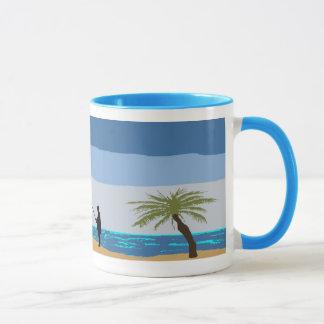 Beach Fisher Mug