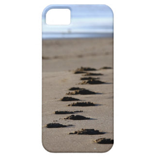 Beach Footsteps Case For The iPhone 5
