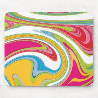Beach Fun Colors Mousepad
