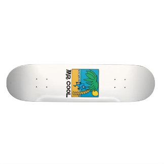 Beach Fun With Mr. Cool Skate Board Decks
