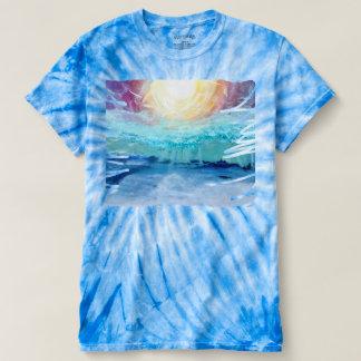 Beach Fun! Women's Cyclone Tie-Dye T-Shirt
