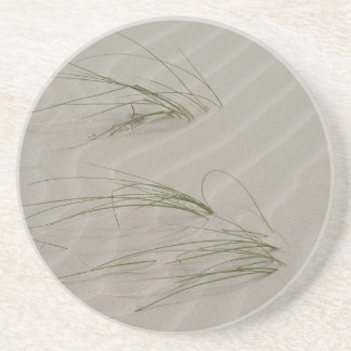 Beach Grass Beverage Coaster