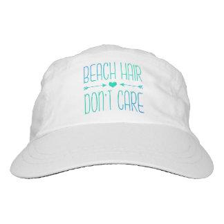 Beach Hair Don't Care | Tropical Hat