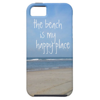 Beach Happy Place iphone 5 case