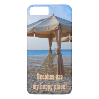 Beach Happy Place iPhone 7 Plus Case