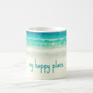 Beach Happy Place Mug