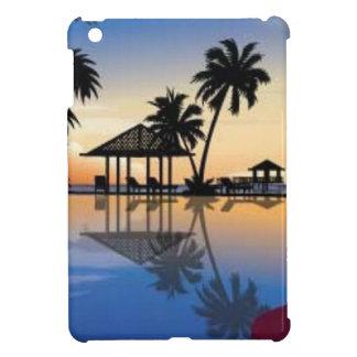 Beach holiday iPad mini cases
