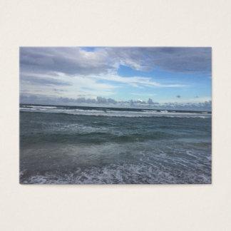 Beach Horizon Business Card