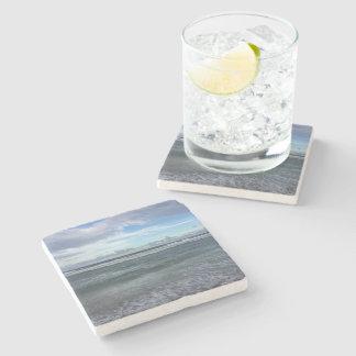 Beach Horizon Stone Coaster