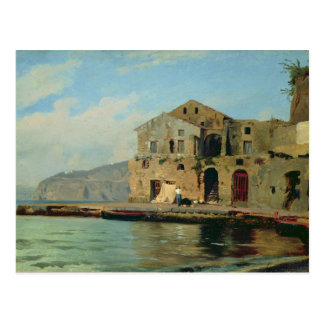Beach House at Sorrento Postcard