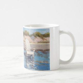 Beach House Friends Coffee Mug