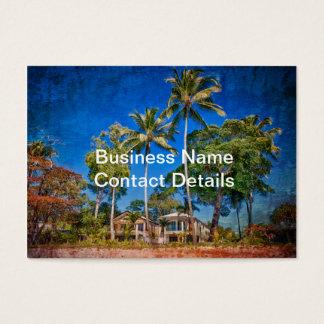 Beach Houses Business Card
