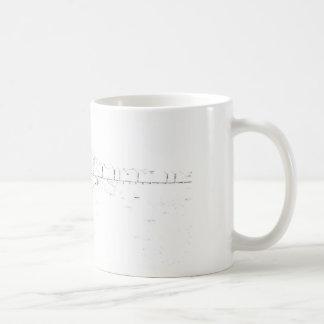 Beach Huts Coffee Mug