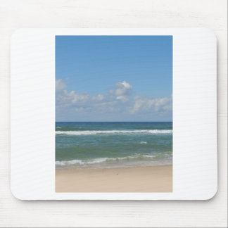 Beach Image Mouse Pads