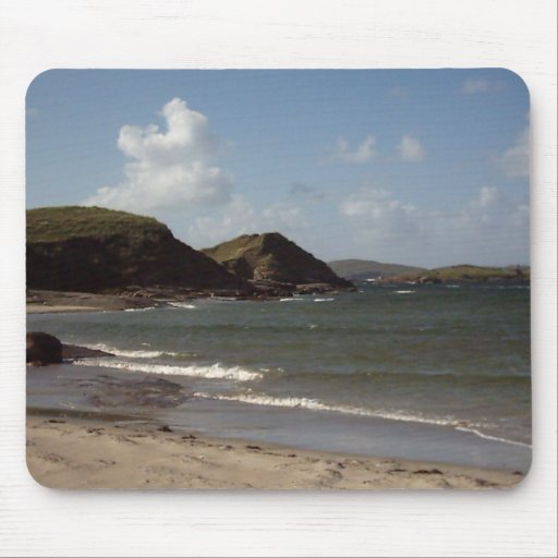 Beach in Donegal,Ireland Mouse Mat