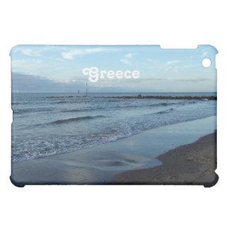 Beach in Greece iPad Mini Cases