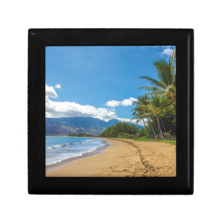 Beach in Hawaii Gift Box