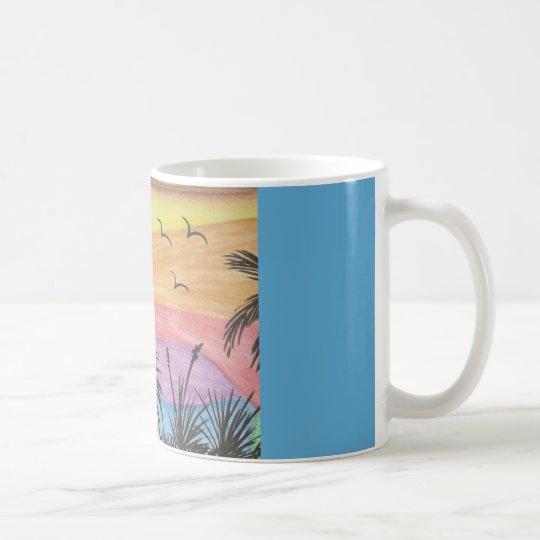 Beach Inspiration Coffee Mug
