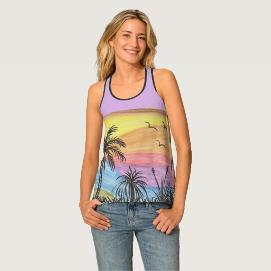Beach Inspiration Singlet