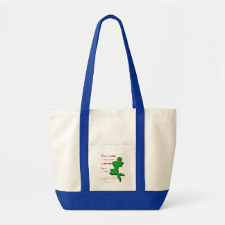 Beach Inspired Tote Bag