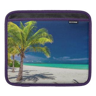 beach island iPad pad Horizontal iPad Sleeve