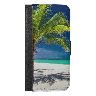 beach island iPhone 6/6s Plus Wallet Case