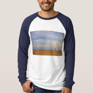"""Beach Jogger"" Basic Long Sleeve Raglan Tshirt"