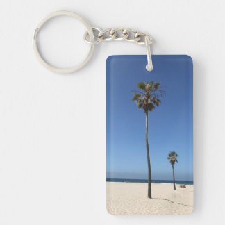 BEACH!!! KEY RING