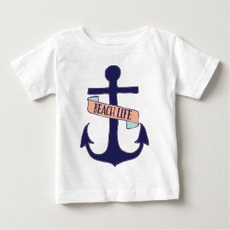 Beach Life Baby T-Shirt